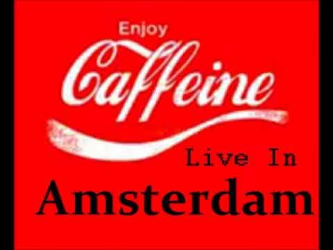 DJ Caffeine Live In Amsterdam