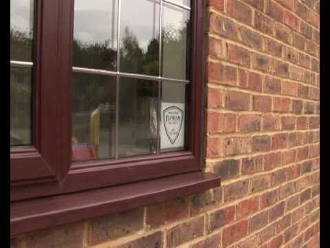 Home security video about burglar alarms, fire alarms and CCTV from Banham UK.