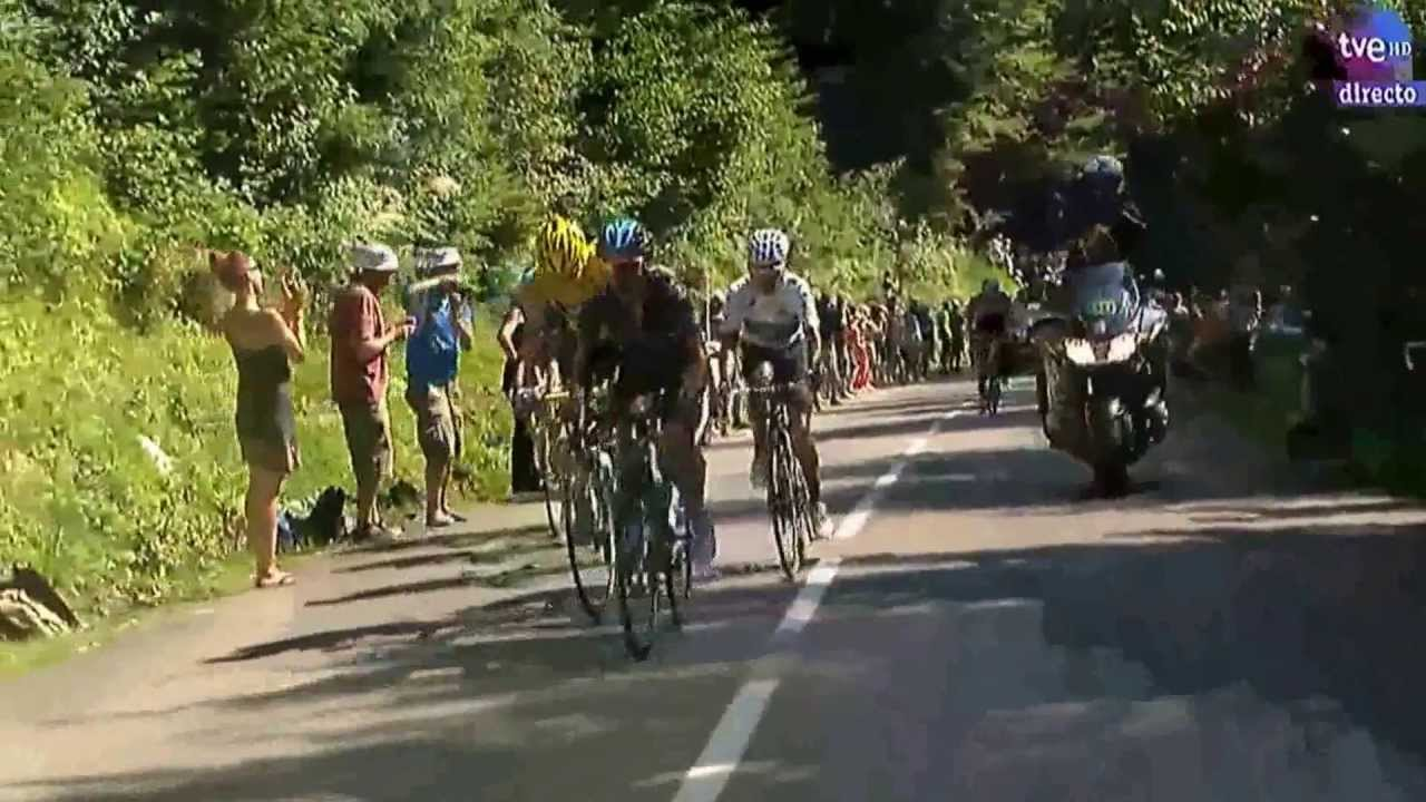 Tour De Francia 2013 Etapa 20 Annecy Annecy Semnoz 20 07 2013 Youtube