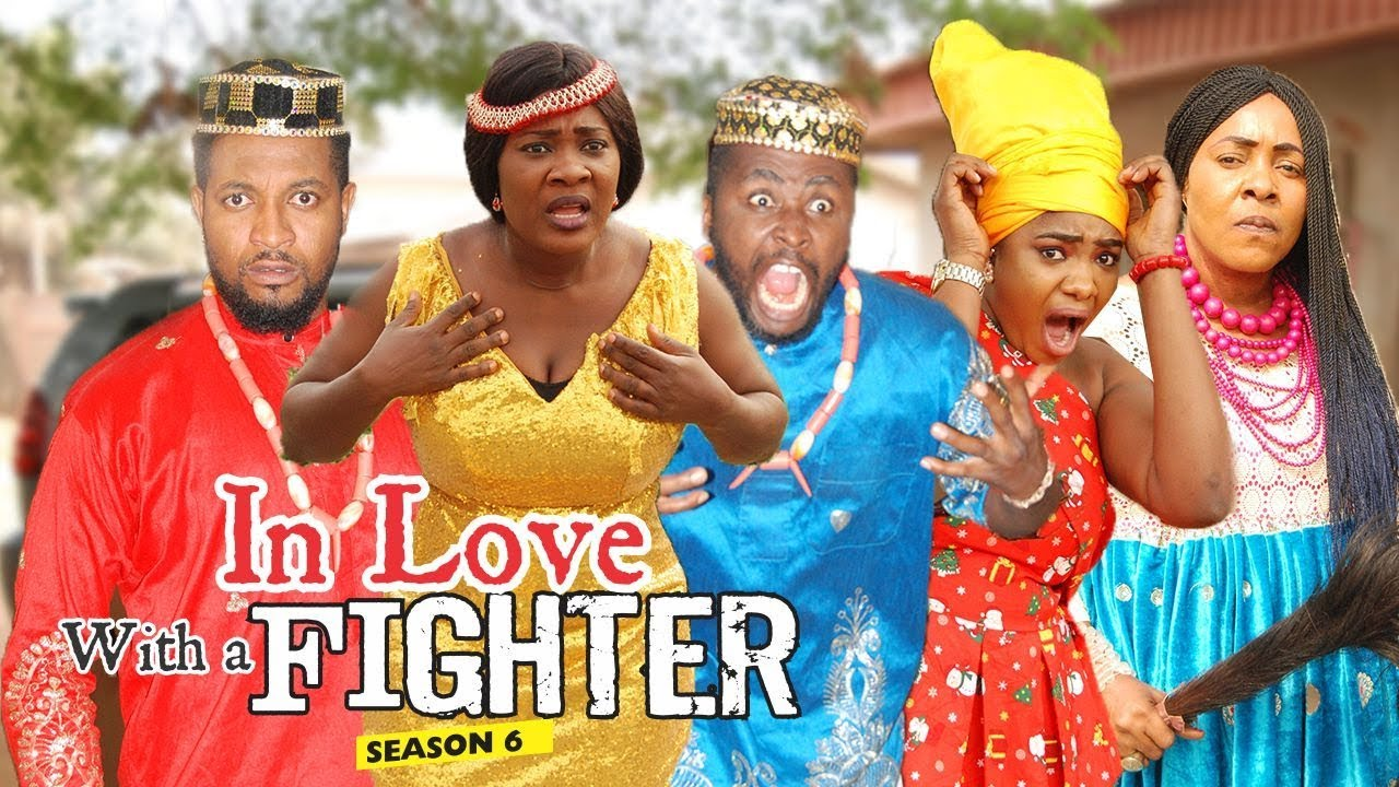 Download IN LOVE WITH A FIGHTER 6 - 2018 LATEST NIGERIAN NOLLYWOOD MOVIES || TRENDING NOLLYWOOD MOVIES