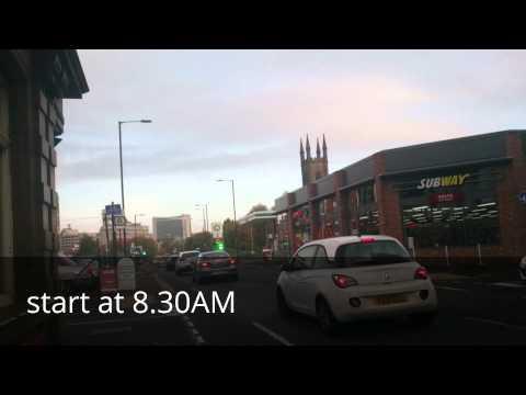 Day 1 Vlog (University of Sheffield Student)