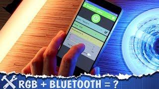 💡DIY Bluetooth контроллер для RGB лент