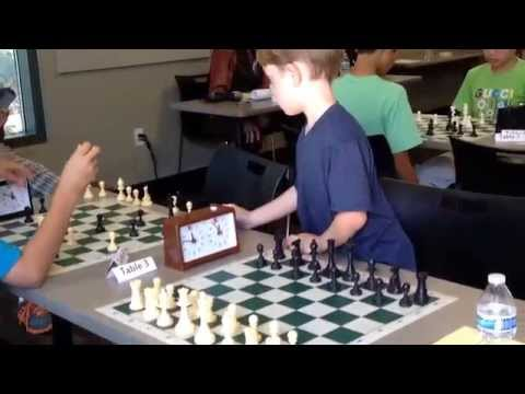 San Diego All-County Junior Chess Tournament