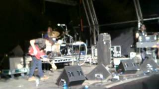 The Antlers - Sylvia (live at EOTR 2010)