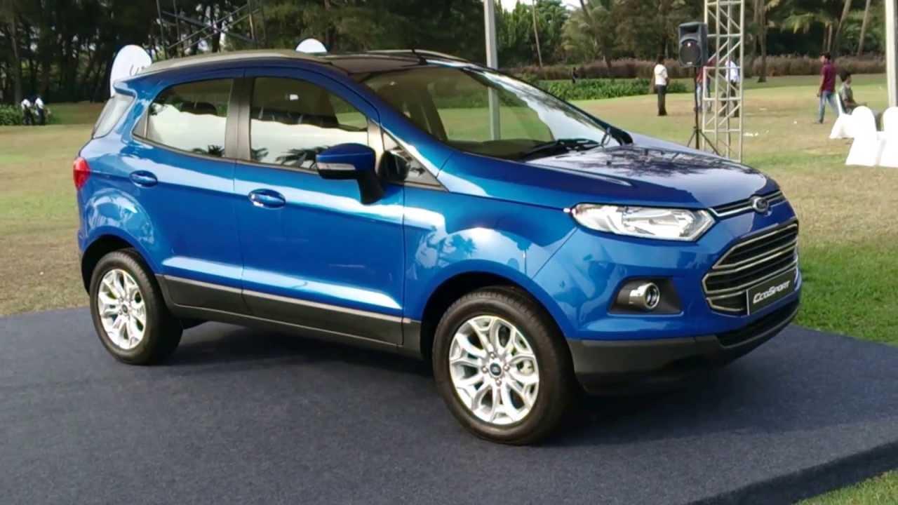 Image Result For Ford Ecosport Lightning Blue