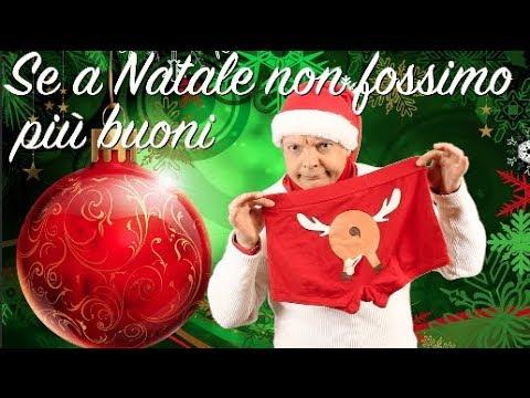 Se a Natale non fossimo più buoni... a cominciare dalle canzoni!!! Dado ricanta le canzoni natalizie