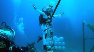 Aquanaut Olympic Games 2012 - Aquarius Reef Base