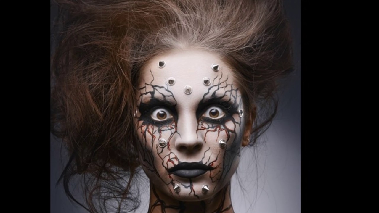 scary halloween costumes and creepy makeup ideas for women spooky gosts dead creepy discover - Scary Halloween Costumes Women