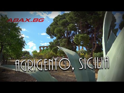 Agrigento, Sicilia travel guide www.bluemaxbg.com