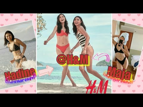 MAJA SALVADOR @H&M with Nadine Lustre from YouTube · Duration:  1 minutes 26 seconds