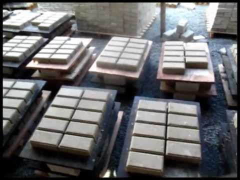 Planta De Producci N De Bloques Y Adoquines De Concreto