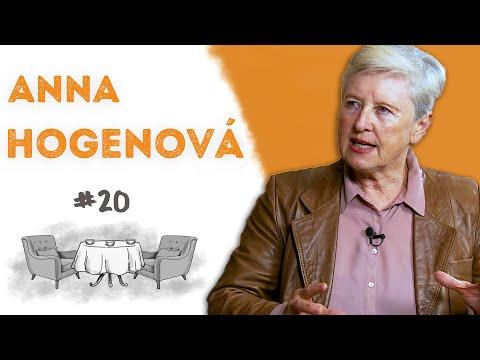 Anna Hogenová - Schováváme se v průměru a šedi, chybí nám něco tak jednoduchého…