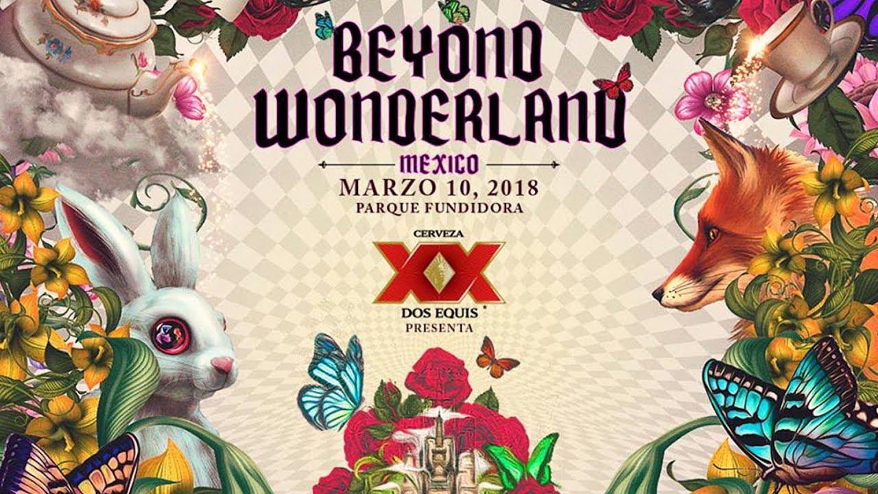 Beyond Wonderland Mexico 2018 ile ilgili görsel sonucu