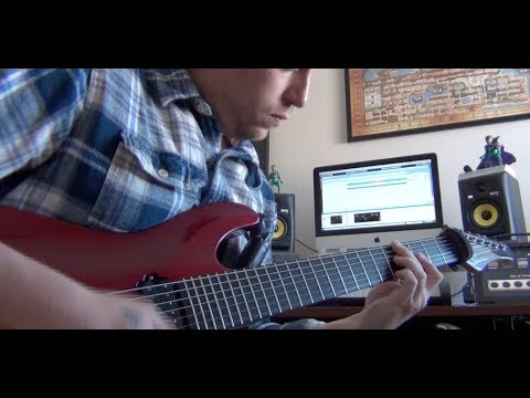 Creating Melodic Riffs Using Jazz Chords and Harmony