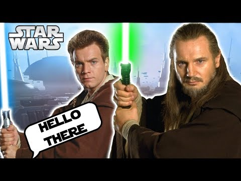 Lucasfilm Announces QuiGon and ObiWan Story Coming! GOOD NEWS!  Star Wars Explained