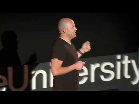 Rethinking our companies: Ben Rennie at TEDxMacquarieUniversity