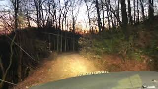 Discovery 2 off roading video 10/11