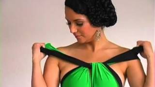 Как носить платье-трансформер IRIS (2-е видео)(Варианты носки платья IRIS. Подробнее на сайте http://www.платьятрансформеры.рф., 2012-08-16T09:52:54.000Z)