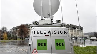 Trump's Crackdown on RT Met by Media, NGO Silence