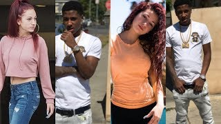 Nba Youngboy & Danielle Bregoli aka CashMeOusside PIC CAUSE AN CRAZY UPROAR!!!
