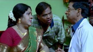 Kuberulu Movie || MS Narayana, Telangana Shakuntala Love Comedy || Sivaji, Farzana