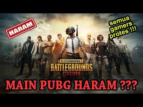 PUBG HARAM ??? MUI Pertimbangkan Fatwa Haram Game PUBG di Indonesia !!!