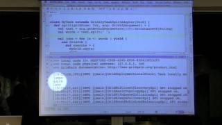 GridGain+Scalaで簡単グリッドコンピューティング 浜本階生さん tllt#1
