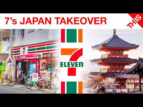 How Japan Took Over 7-Eleven
