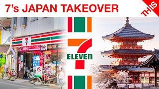 How Japan Took Over 7-Eleven