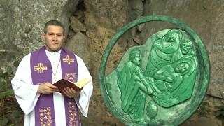 Venha conhecer e rezar a Via Sacra do Forte do Leme, no Rio de Jane...