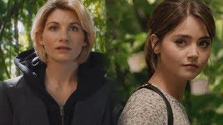The Doctor reunites with Clara (AU)