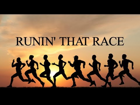 RUNIN' THAT RACE: A MESSAGE FOR TARGETED INDIVIDUALS