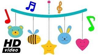 2 Hours Piano Lullaby to Sleep ♫ Baby Sleep Music → lullaby → Baby Bedtime → Music
