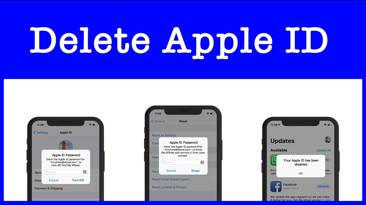How to remove Apple ID on iPhone without password - Ghostlyhaks Forum