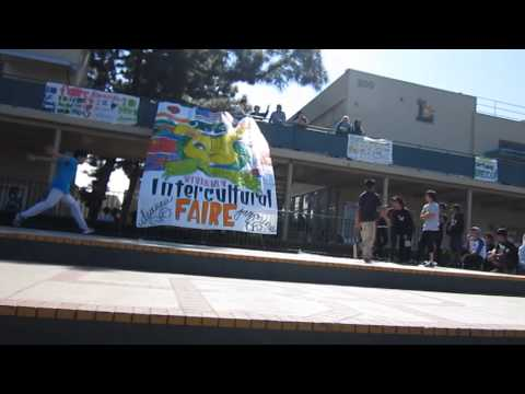 Club 540 and Precision Tricks - Poly Intercultural Faire 2013