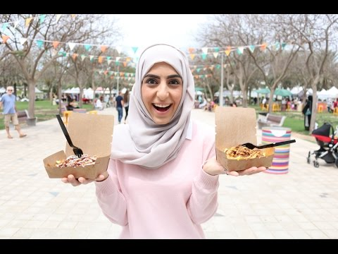 Day 7: Ripe Food & Craft Market - Zabeel Park Dubai