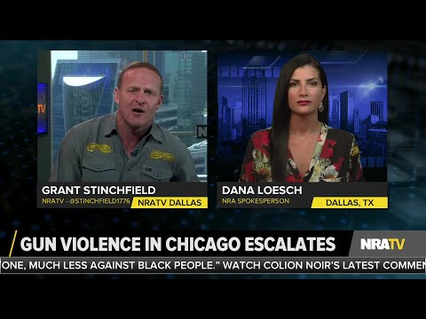 "Stinchfield | Dana Loesch: ""Education On How the Justice Department Works"" - 7/18/17"