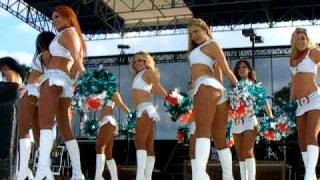 Chili Cookoff 2011 Dolphins Cheerleaders Rockhardchic.com