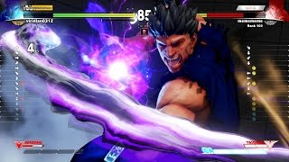 SFV - Daigo ( Ryu ) vs viridian0312 ( Ryu )