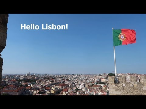 Hello Lisbon, Portugal | Travel Guide 2017