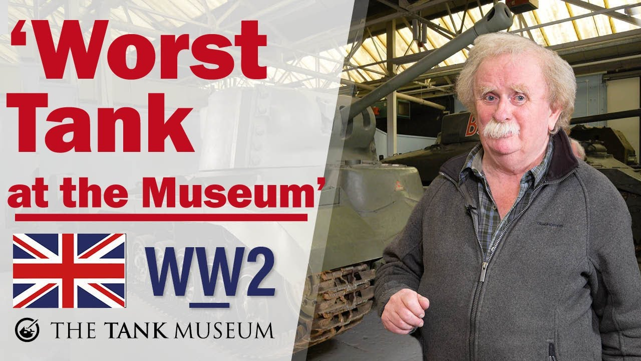 Tank Chats #83 Valiant | The Tank Museum