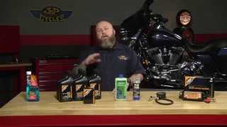 How to Winterize a Motorcycle by J&P Cycles