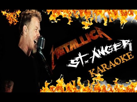 Metallica - St. Anger (Karaoke)