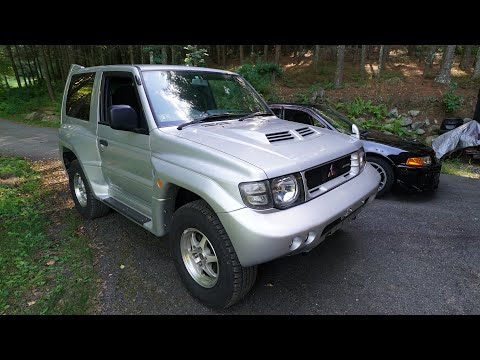 ONLY MITSUBISHI PAJERO EVOLUTION IN THE COUNTRY!!