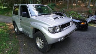 only-mitsubishi-pajero-evolution-in-the-country