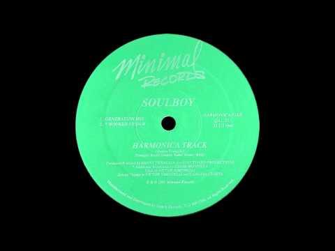 Soulboy - Harmonica Track