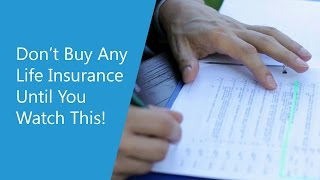 Don't Buy a Life Insurance Policy Until You Watch This!