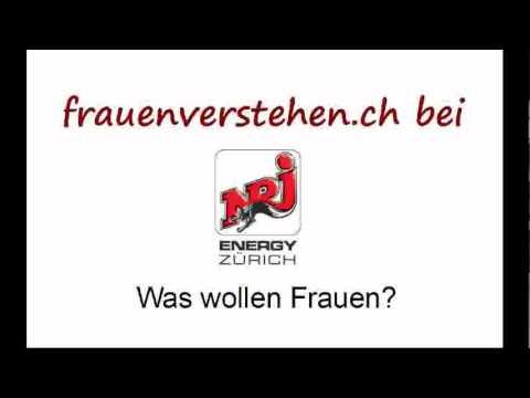 Was wollen Frauen? Logan bei Radio Energy Zürich