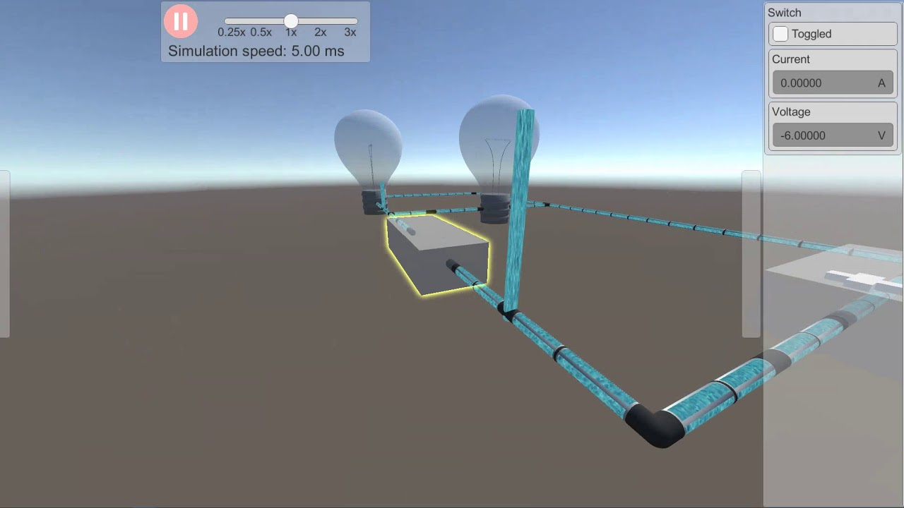Building a Game for Mechanical Simulation with Articulated