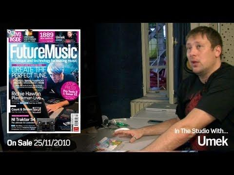 Umek: In The Studio With Future Music Magazine issue 234